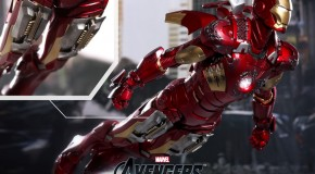 Hot Toys reveals Iron Man Mark VII 1:6 scale action figure