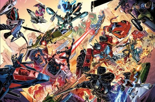 "IDW Merges Hasbro Comics in Epic ""Revolution"" Event"