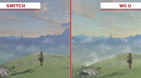 How does the Nintendo Switch's graphics compare to the Wii U? Let's find out!