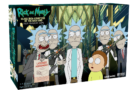 New Rick and Morty Tabletop Games Announced by Cryptozoic and Cartoon Network Enterprises