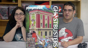 Playmobil Ghostbusters Firehouse Review