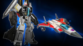 "Ramjet Flys Into ""Transformers: Forged to Fight!"" Game"